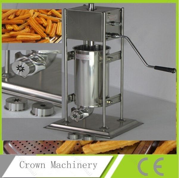2L Spain churro machine spain donut machine Latin fruit maker 2L manual churros making machine churros