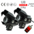 2 unids Motocicleta Faro 125 w 12 V viruta del cree LED de conducción de coches de U8 centro de atención moto moto u5 jefe luz de niebla drl de luz con interruptor