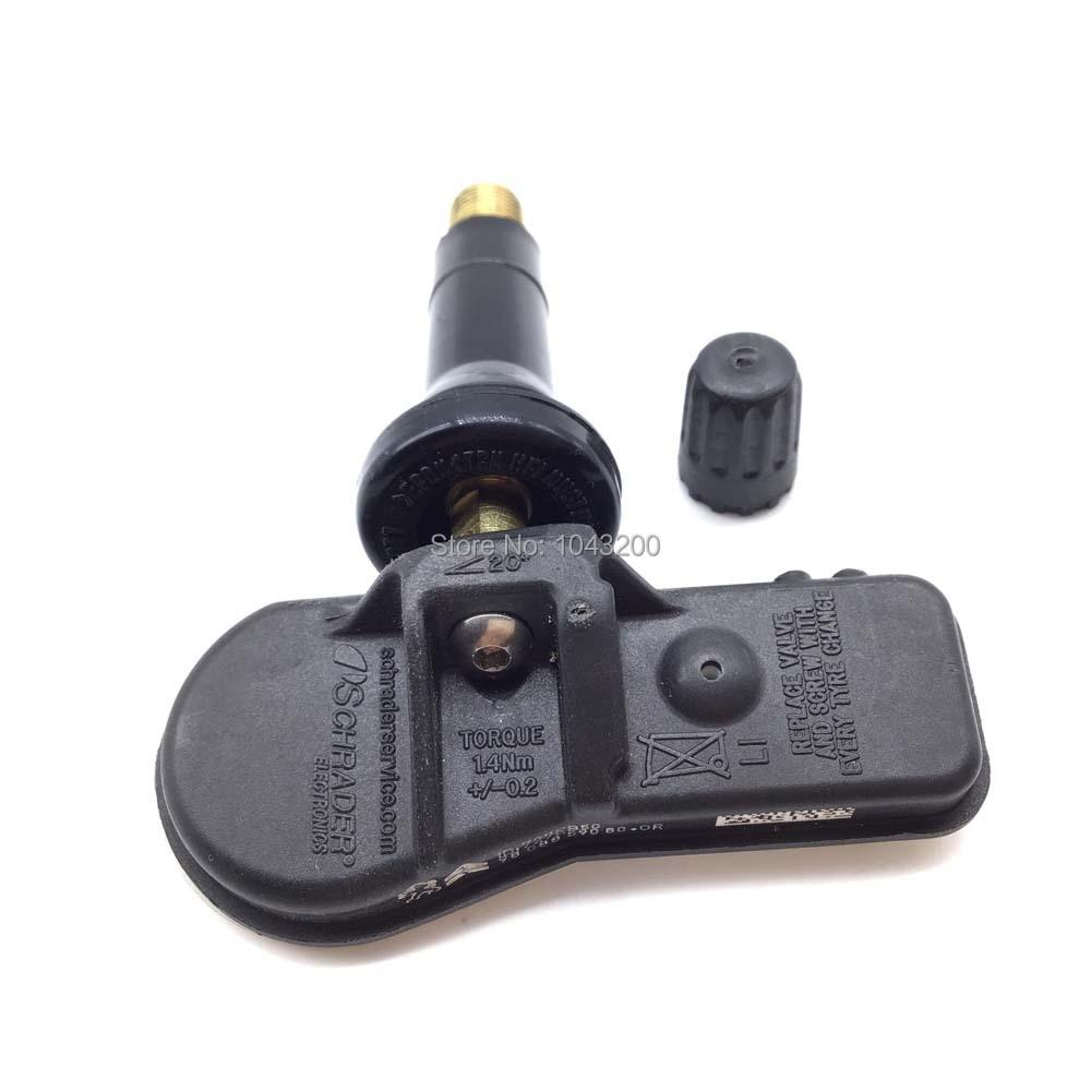 9808859080 TPMS TIRE PRESSURE SENSOR For Citroen Jumpy Fiat Scudo Peugeot Expert Toyota Proace OE# 98 08 859 080|Pressure Sensor| |  -