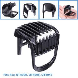 Nowa maszynka do włosów grzebień do Philips Clipper QT4000 QT4005 QT4015 trymer do brody trymer do włosów narzędzia do mocowania części grzebieniowe