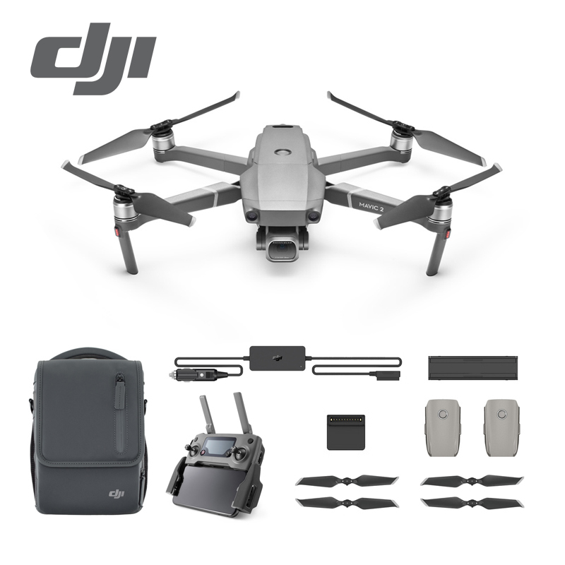 DJI Mavic 2 Zoom / Mavic 2 Pro drone with Hasselblad Camera zoom lens Drone RC Quadcopter 4K HD Camera Drone brand new In Stock