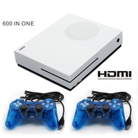 HD TV Game Consoles Built in 600 Different 4GB Video Game Console HDMI TV Out Classic Games For GBA/SNES/SMD/NES Game