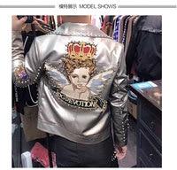 Fashion Men's Coats & Jackets 2018 Runway Luxury Brand European Design party style Men's Clothing WA11240