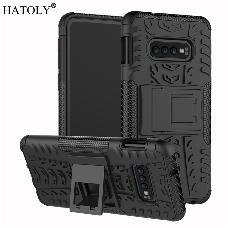 For Samsung Galaxy S10e Case Armor Shell Hard Rubber Silicon PC Cover for Samsung Galaxy S10e Phone Case for Samsung Galaxy S10e