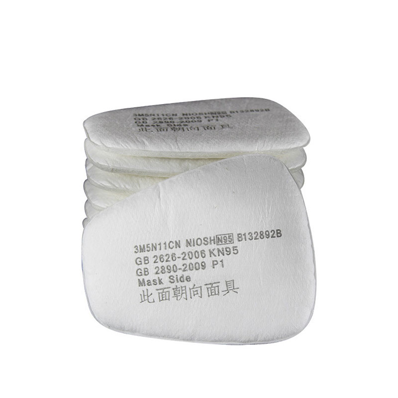 10PCS 6200 Dust Masks Paint Special Protective Mask Anti - dust Dust Filter Cotton High-quality Raw Materials 3m 9502 dust masks n95 anti particulate matter anti pm2 5 smog protective industrial dust influenza virus mask h012912