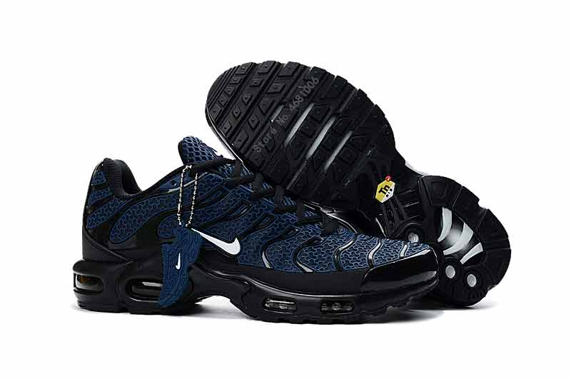NIKE AIR MAX PLUS TN Men's Breathable Running shoes Sports Sneakers platform KPU material Tennis shoes 40-46 41
