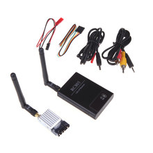 5.8G 8 Channels FPV 200mW NTSC / PAL AV Wireless Transmitter TX 5.8GHz Rx Receiver TS351+RC805 Kit(China)