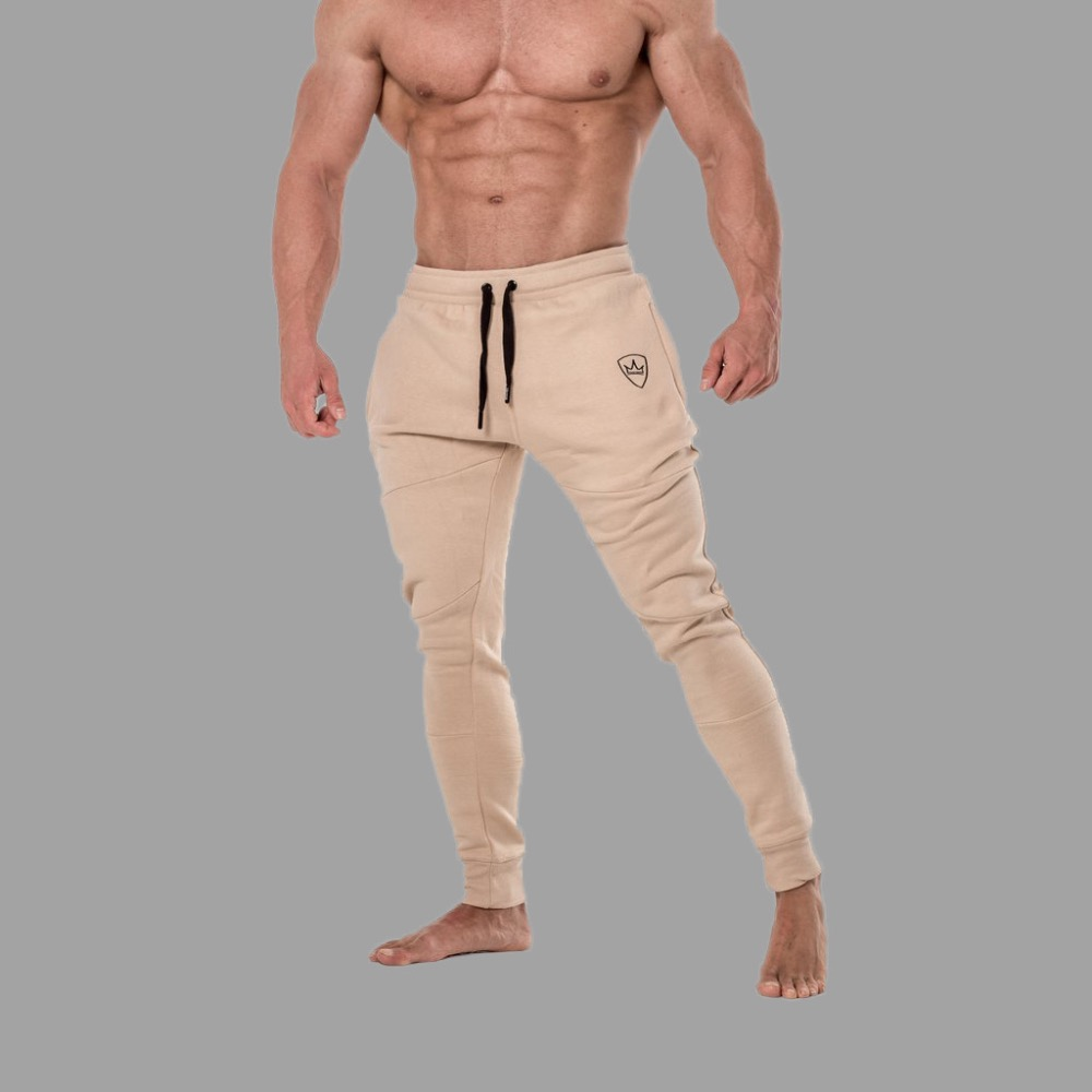 2019 High Quality Men Quick Dry Running Pants Jogging