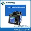 2017 Smart FTTH Сварочный Аппарат для Оптических Волокон Fusion Splicer FTTx Волоконно-Оптических Fusion Сращивания Сварочный Аппарат Бесплатная Доставка