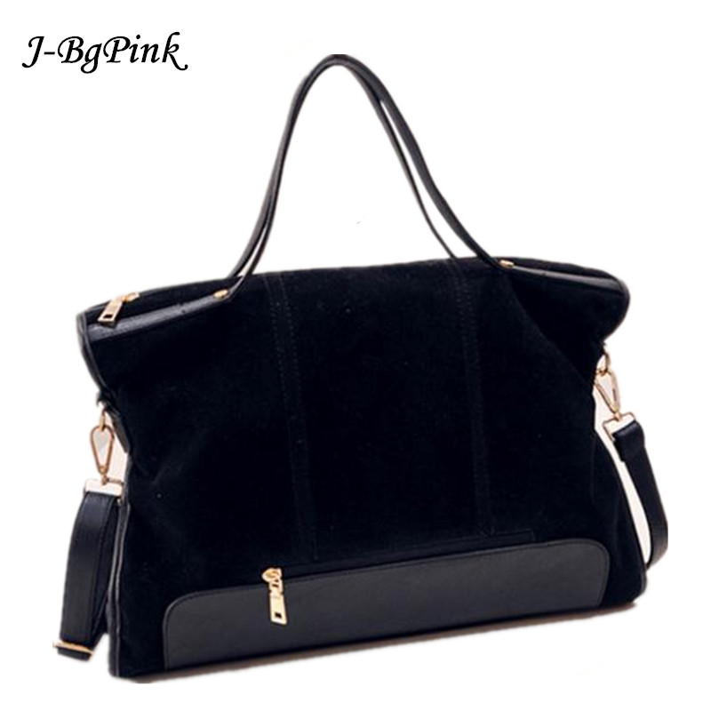 suede bag brand fashion female shoulder bag high quality split leather cosmeti totes retro large capacity handbag for women 2017 foxer brand women s leather handbag fashion female totes shoulder bag high quality handbags