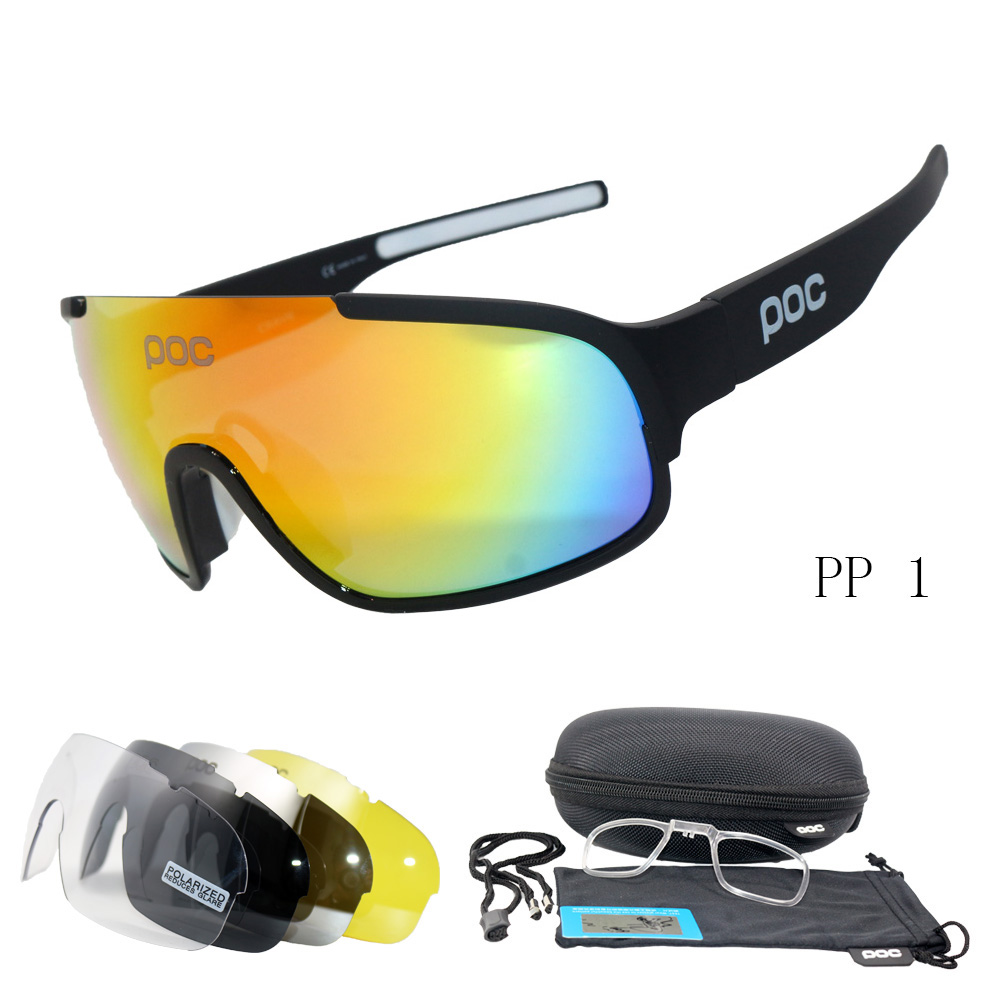 fb8b4987e6 POC Crave 5 Lens Photochromic Mountain Bike Glasses Polarized Cycling  Glasses Ciclismo Eyewear Sport Cycling SunGlasses -in Cycling Eyewear from  Sports ...