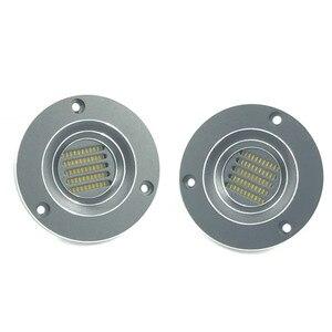 Image 1 - KSOAQP Audio D 65mm 30 watt AMT band hochtöner raw lautsprecher fahrer Air Motion Transformator hochtöner lautsprecher für auto audio 2 stücke
