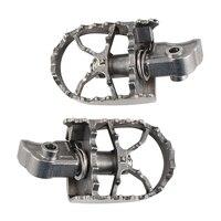 NICECNC Передняя Подножки ног колышек для BMW F650GS G650GS 00-12 F700GS F800GS 08-12 R1150GS ADV 00-05 R1200GS ADV 13-14