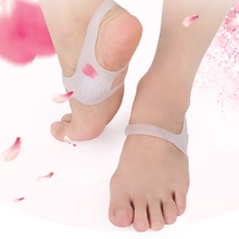 Buy 1Pair Silicone Insole Orthopedic Insoles O-Type Leg Foot Valgus Correction Non Slip directly from merchant!