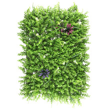 60x40cm Artificial Meadow Artificial Grass Wall Panel for Wedding or Home Decorations - 2 #