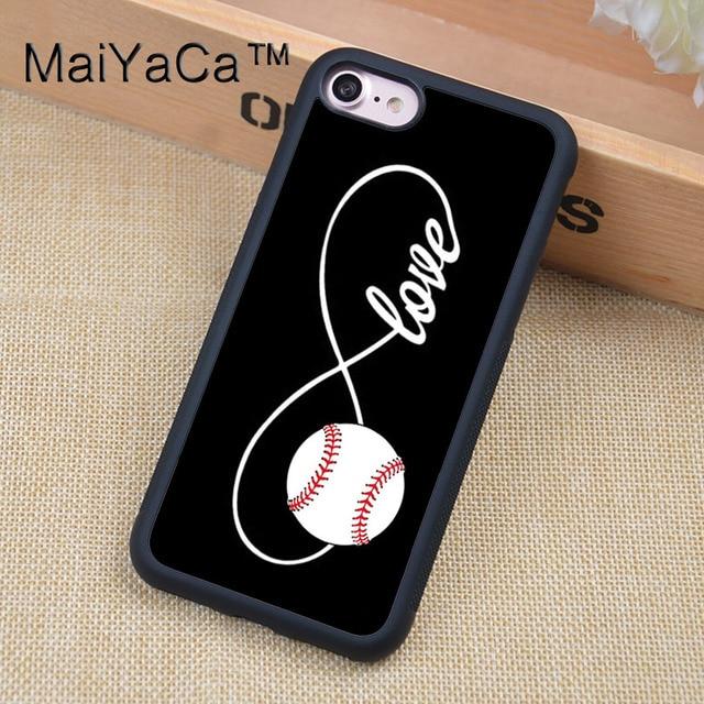 Maiyaca baseball infinity love forever phone case for apple iphone 6 maiyaca baseball infinity love forever phone case for apple iphone 6 6s soft tpu pc cases altavistaventures Images
