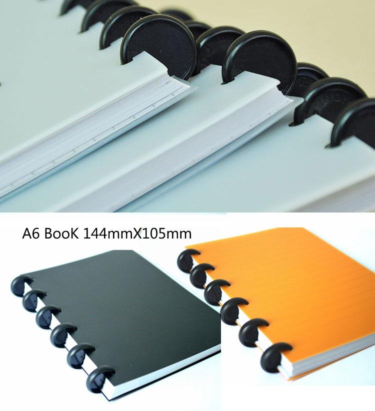 18mm 20mm diâmetro interno livro encadernação anéis