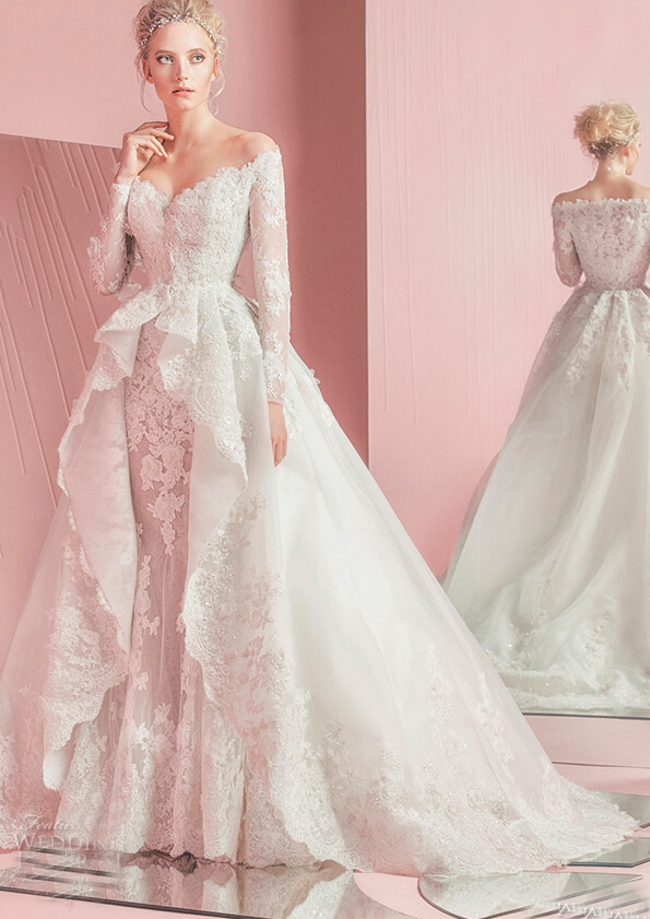 Popular zuhair murad wedding dresses buy cheap zuhair for Zuhair murad wedding dress prices