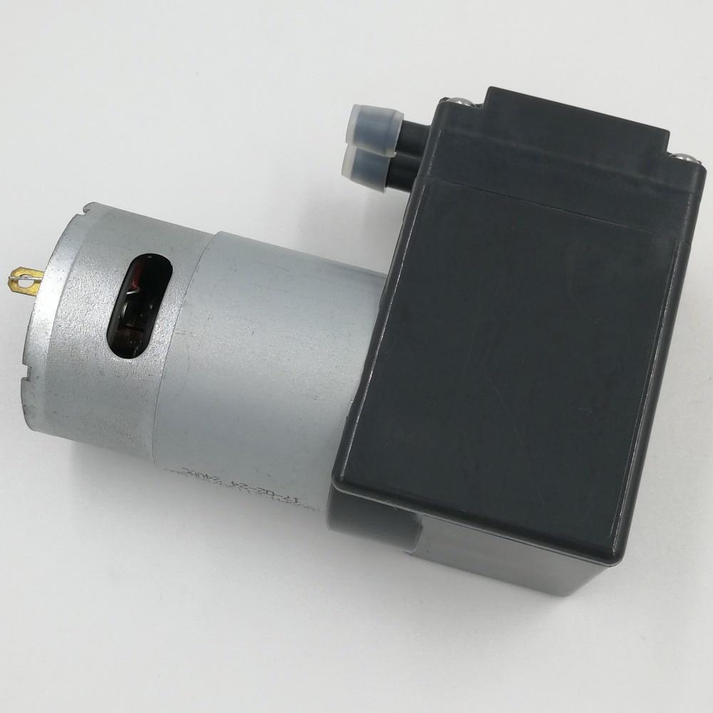 11 l/min electric brush diaphragm 24V dc mini vacuum pump