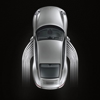 Universal Angel Wings Car welcome lights Spotlight Door Projector Light Ghost Shadow Puddle 12V 24V For BENZ AUDI BMW VW ETC