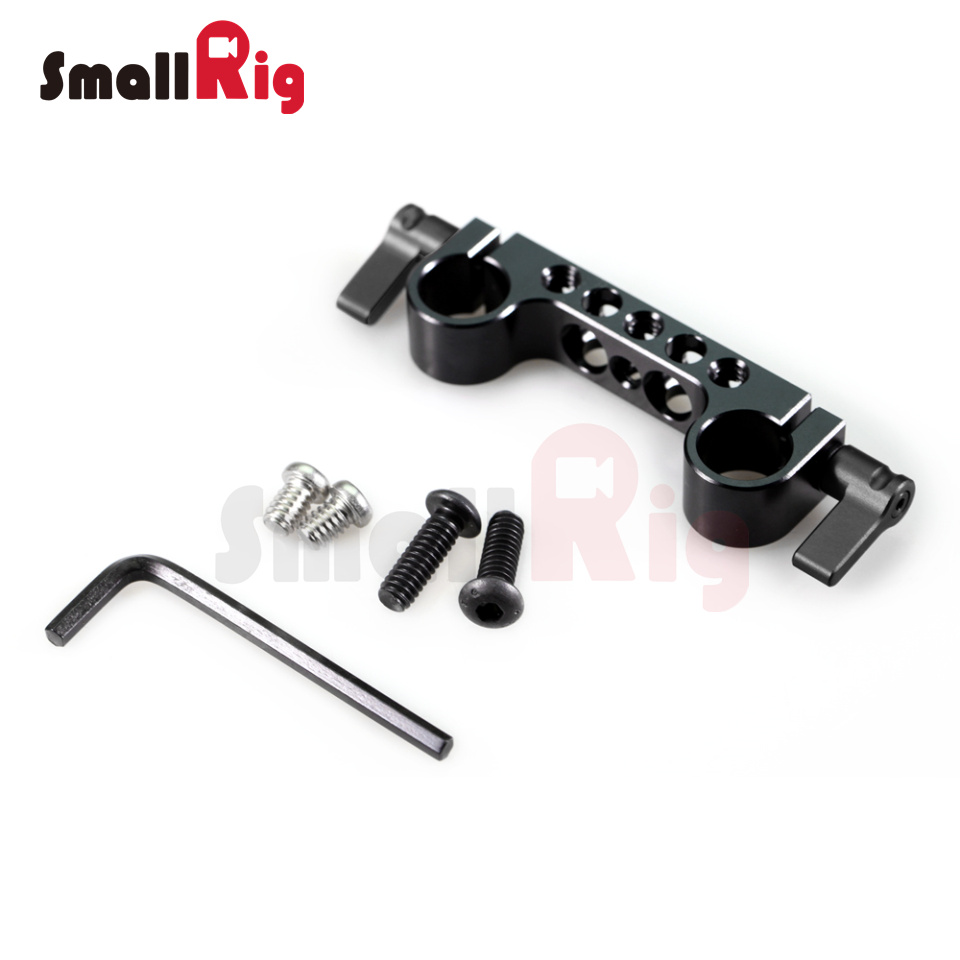SmallRig Super Light 15mm Railblock mit 1/4