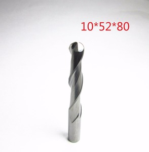 Image 5 - for woodworking Ø 10mm blade cut L1= 52mm tungsten Carbide Ball Nose End Mills CNC Engraving Cutting Router bits milling cutter