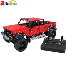 RC автомобиль сплав в сборе пульт дистанционного управления автомобиль 4 канала 817 Шт Автомобильные аксессуары игрушки пикап грузовик для детей Подарки