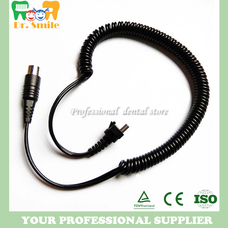 1Pc Dental cable for Strong 90/204 micromotor handle wire handpiece line