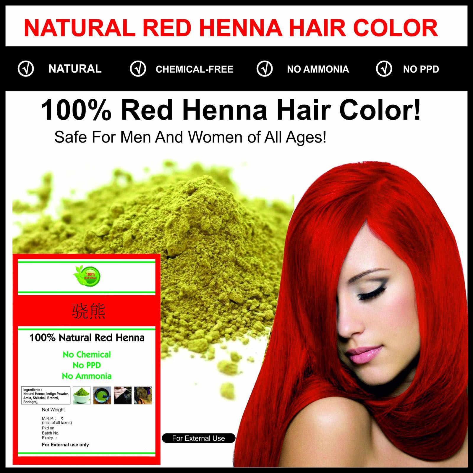 68edad0ce339 Good Quality 100% NATURALPURE HEENA MEHANDI POWDER HAIR DYE NATURALLY NO  CHEMICALS NO PPD Free Shipping