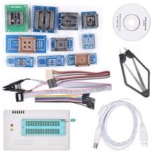 TL866A USB MiniPro программист 10x Адаптер EEPROM flash 8051 AVR MCU SPI ICSP