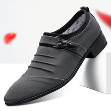 2018 New Men Casual Driving Shoes Leather Loafers Men Shoes New Men Loafers Luxury Flats Shoes Male Chaussure Big Size(China)