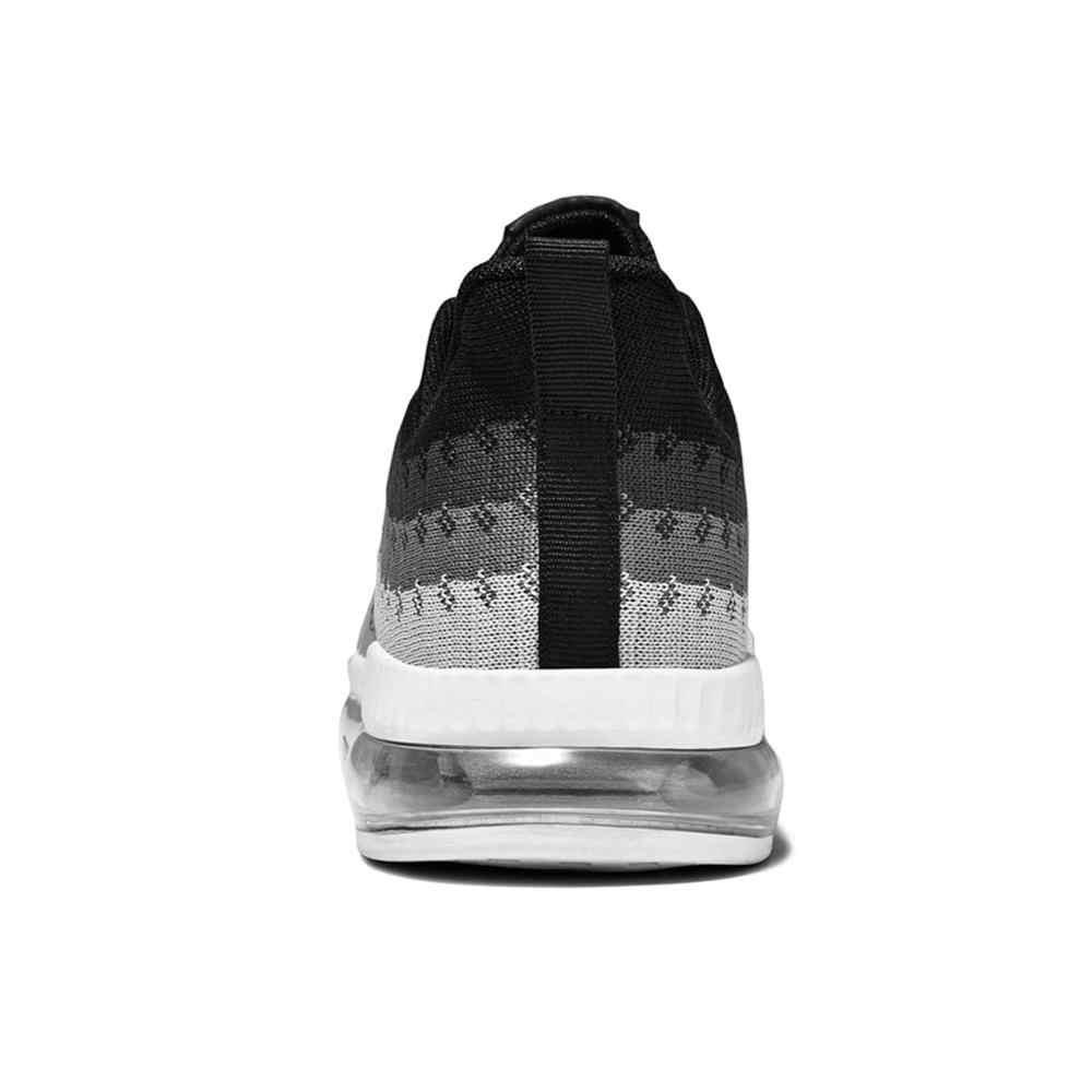 CARTELO zapatos informales para hombre, zapatos para correr con almohadillas de aire, zapatos cómodos y transpirables, para hombre
