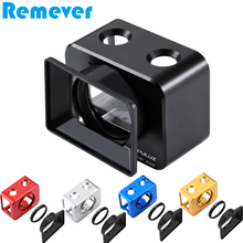 New CNC Aluminum Alloy Protective Case for Sony RX0 Action Cameras+ UV Filter+Lens Cover Adaptor Accessories