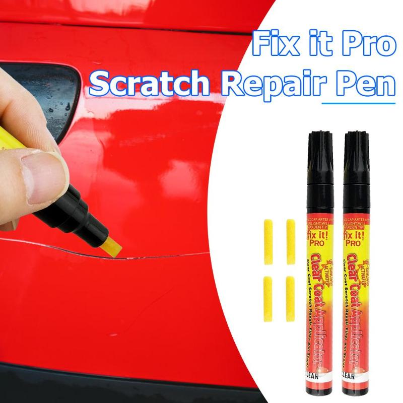 VODOOL Damage Of Car Paint Pen Fix It Pro Car Scratch Repair Remover Pen Clear Coat Applicator Car Maintenance Paint Pen