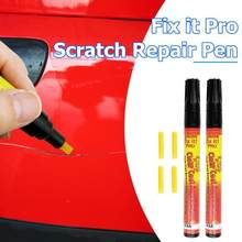 Vodool Schade Van Auto Verf Pen Fix It Pro Car Scratch Repair Remover Pen Clear Coat Applicator Auto Onderhoud Verf pen(China)