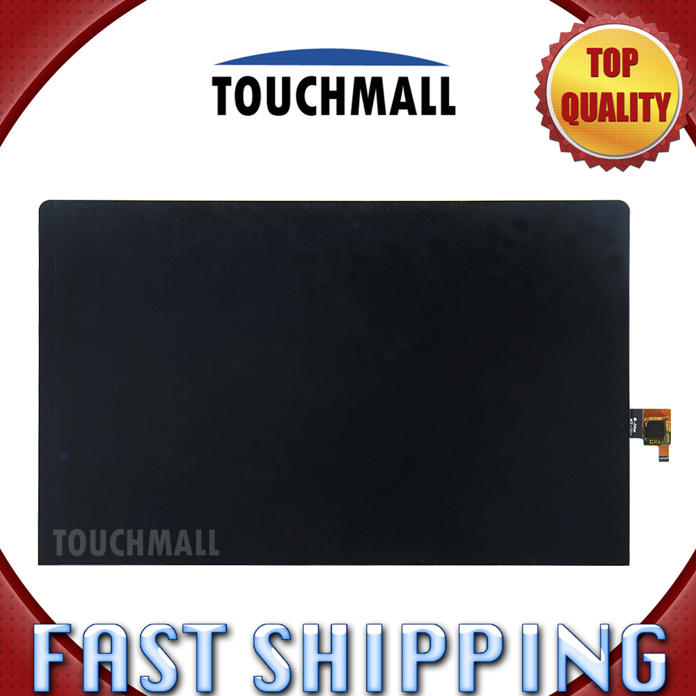 For New LCD Display Touch Screen Assembly Replacement Lenovo Yoga 10 B8080 B8080-F B8080-H Black 10.1-inch Free Shipping free shipping assembly display lcd