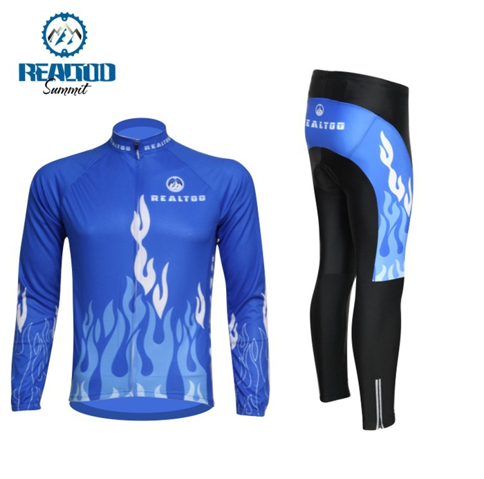 cycling jersey / cycling clothing men Long Sleeve jersey and pants Bike Clothes Breathable ropa ciclismo bicycle clothing S-3XL  2017 mavic maillot ciclismo zebra pattern men personality long sleeve cycling breathable bike bicycle clothes polyester s 6xl