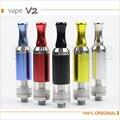 EGO colorido más barato cigarrillo electrónico atomizadores DT8 3 ML capacidad para ego pro tanque E-cig Atomizador vidrio Pyrex