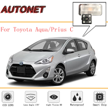 AUTONET камера заднего вида для Toyota Aqua/Toyota Prius C 2011~ /CCD/камера заднего вида/камера резервного копирования/камера номерного знака
