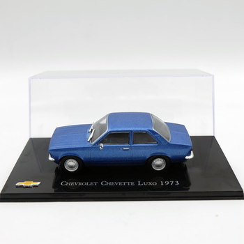 IXO Altaya 1:43 Scale Chevrolet Chevette Luxo 1973 Toys Car Diecast Models Limited Edition Collection Blue