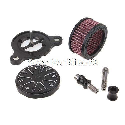 For Harley 2011 Sportster 1200 Low XL1200L HOT SALE Sport Motorcycle Accessories Air Cleaner Intake Filter