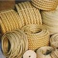 1 Yard/lot ZAKKA three-ply cord Bag decoration rope Hemp rope ZAKKA twisted hemp cord for diy Jute twine cord (ss-4041)
