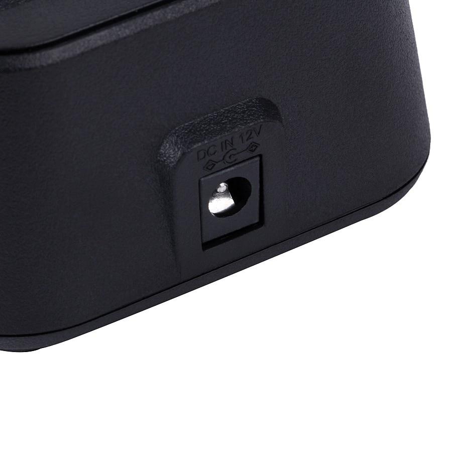 YIDATON 1 PC crni Ručni radio punjač baterije za Walkie Talkie - Voki-toki - Foto 4