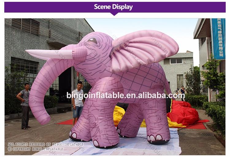 BG-A1077-inflatable-elephant-cartoon-bingoinflatables_02