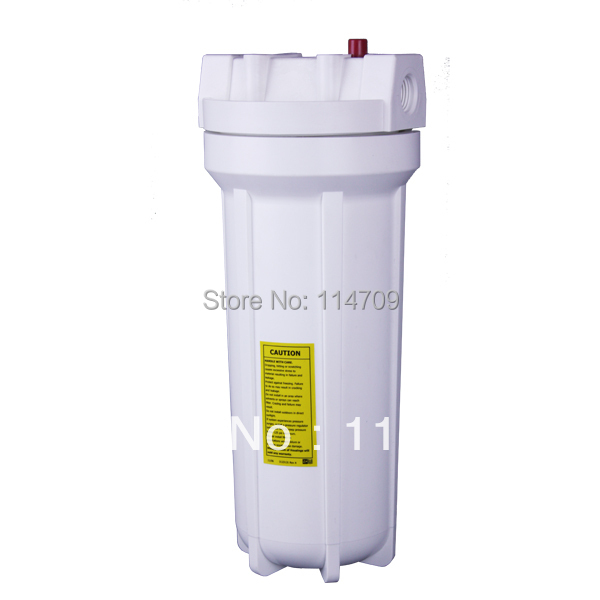 10 Large Flow Water Filter Housing for Water Filter System Assembly