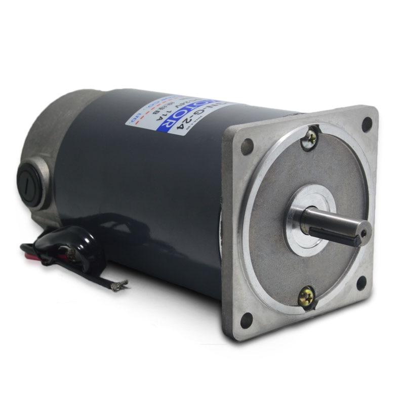 DC12V/24V 150W 1800/3000rpm 5D150GN miniature permanent magnet DC motor machinery/Power Tools/DIY Accessories motor