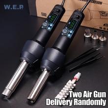 WEP 8858-I 650W Hot Air Gun Portable BGA Solder Rework Station Heat Hair Dryer 8858 Upgraded Version