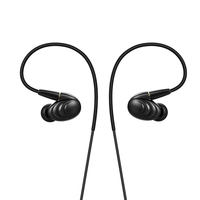 FiiO F9 In Ear Headphone Triple Driver Hybrid Dynamic Mic Earphone With Detachable Cables Earphone