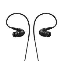FiiO F9 In Ear Headphone Triple Driver Hybrid Dynamic Mic Earphone With Detachable Cables Earphone