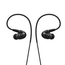 Big sale FiiO  F9 Triple Driver Hybrid Dynamic mic earphone with Detachable Cables In-ear Earphone